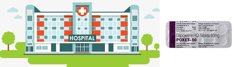 醫院-必利勁購買